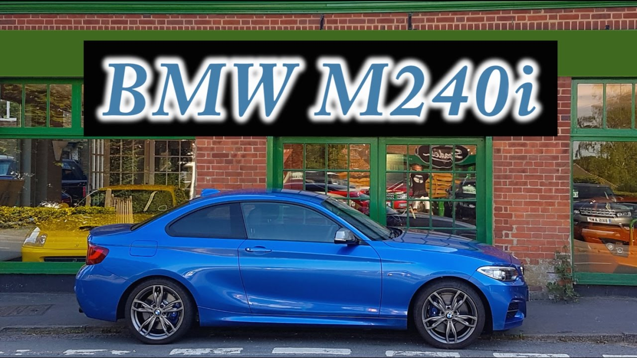 Bmw M240i Review New 2017 The M235i Replacement Joe Achilles You