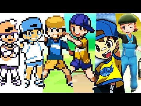 Evolution of Youngster Joey Battles (1996 - 2018)