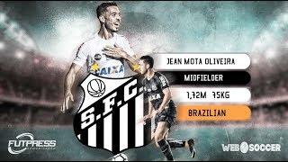 Jean Mota -  Meia/Lateral-esquerdo/Midfielder/Left Back - 2017
