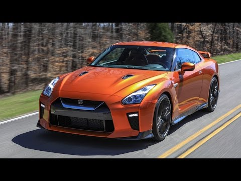 Exclusive First Look: 2017 Nissan GT-R