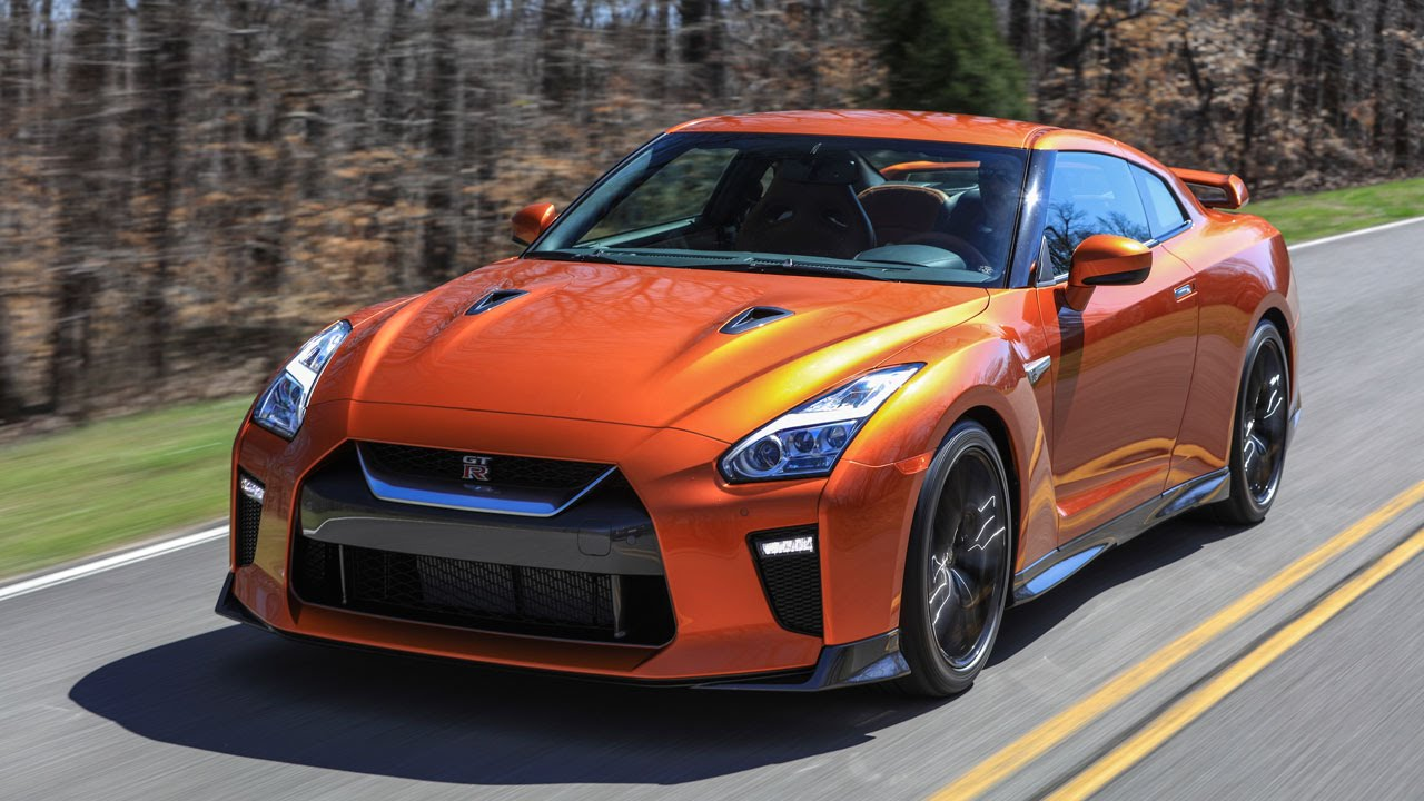 Exclusive First Look 2017 Nissan Gt R Godzilla Gets A