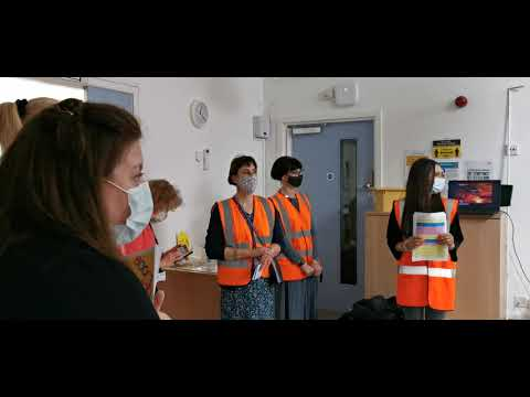 Nene Tereza works in partnership with more then 15 different communities in London