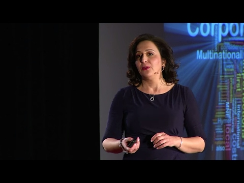 Stop being so nice! The key to global economic growth | Amy Karam | TEDxKanata