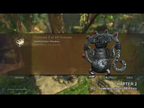 Uncharted: Drake's Fortune - Collectible Guide