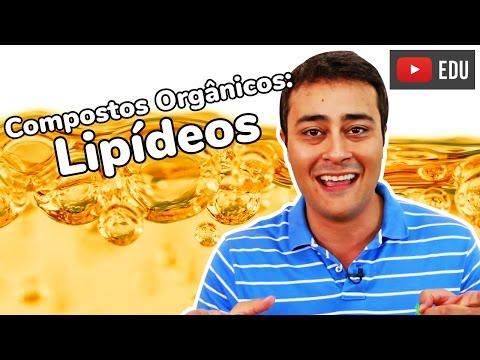 Lipídeos   Compostos Orgânicos   Prof. Paulo Jubilut