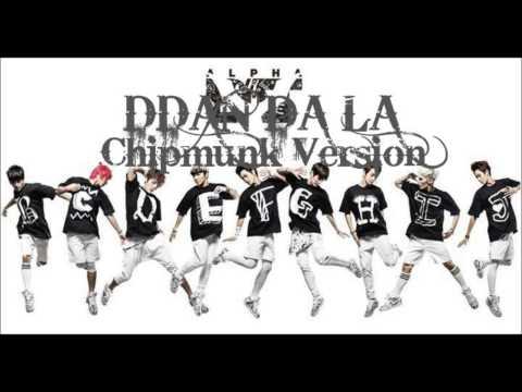 AlphaBAT - Ddan Da La [Chipmunk Version]