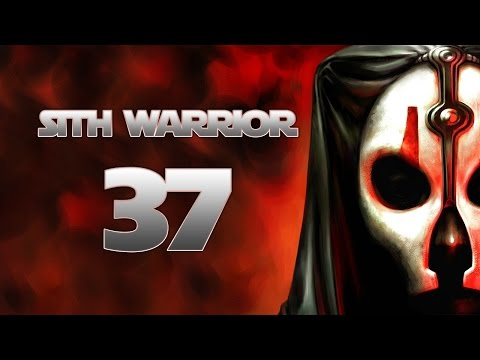 Sith Warrior – Part 37 (THE ENTITY – Star Wars: The Old Republic SWTOR Let's Play Gameplay)