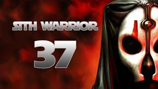Sith Warrior - Part 37 (THE ENTITY - Star Wars: The Old Republic SWTOR Let's Play Gameplay)