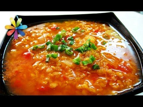 Суп из чечевицы отзывы