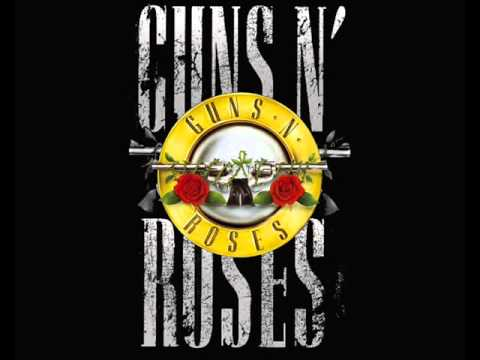 I used to love her Guns And Roses