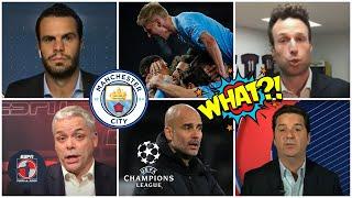 MANCHESTER CITY avanza a semifinales de Champions, pero ¿fue merecida la victoria? | Fuera de Juego