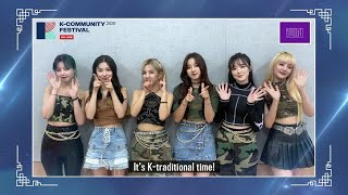 [K-COMMUNITY FESTIVAL] Promotional video with (G)I-DLE