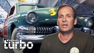 El legado familiar de un automvil Mercury Woody 1951 FantomWorks Discovery Turbo