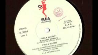 PAULA MARSH - baila macho