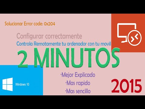 Configurar Microsoft Remote Desktop Windows 10 (Actualizado)