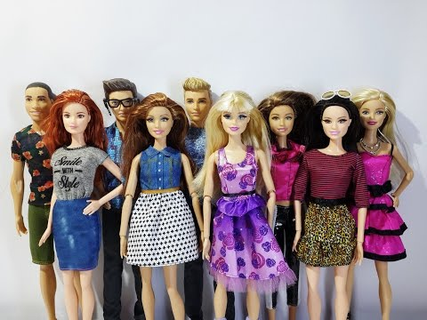 Barbie Koleksiyonum