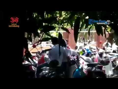 Heboh, Video Pelajar Mattiro Bulu Pinrang Pacaran Beredar Di WhatsApp