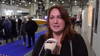 Репортаж телеканала АвтоПлюс с Moscow Boat Show.