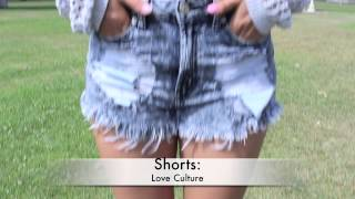 SUMMER LOOKBOOK 2014! Thumbnail
