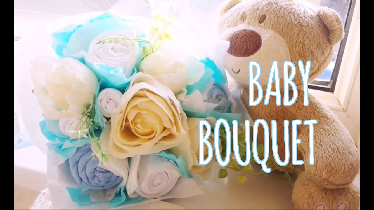 How to make a baby bouquet youtube negle Gallery