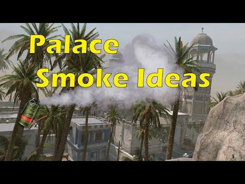 Warface - Palace Smoke Ideas