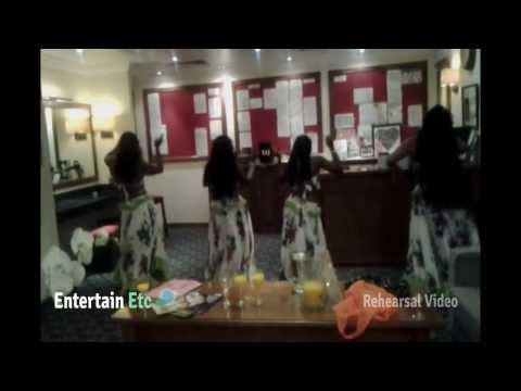 Cascade Sega Dancers - Rehearsal Video