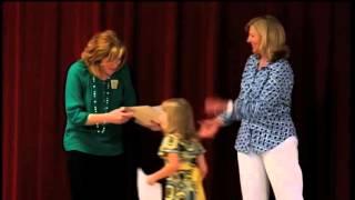 Walker Elementary School Kindergarten Celebration 2014