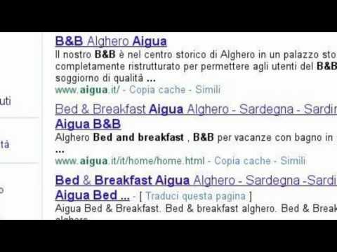 B&B Alghero | bed and breakfast Alghero Aigua