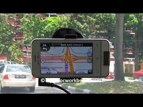 Garmin ASUS M10 navigation puts to the test @ OCWorkbench