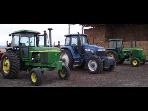Madras, Oregon Farm Auction March 15, 2014: Video Highlights