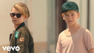 Marcus Andamp Martinus - I Donand39t Wanna Fall In Love Official Music Video