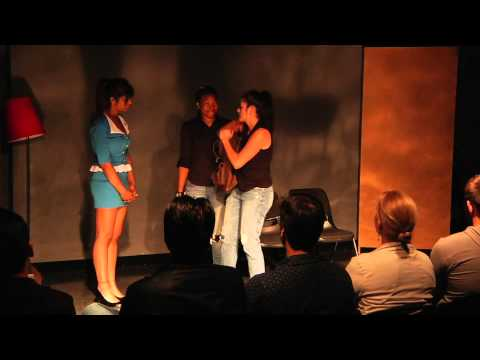 Rachel Corrie Play  Directed by Amber Rivette