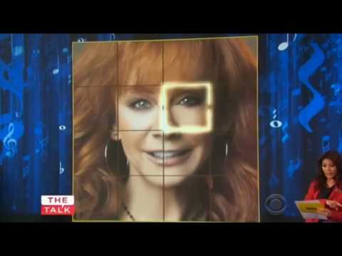 Reba McEntire interview The Talk Apr 27, 2016
