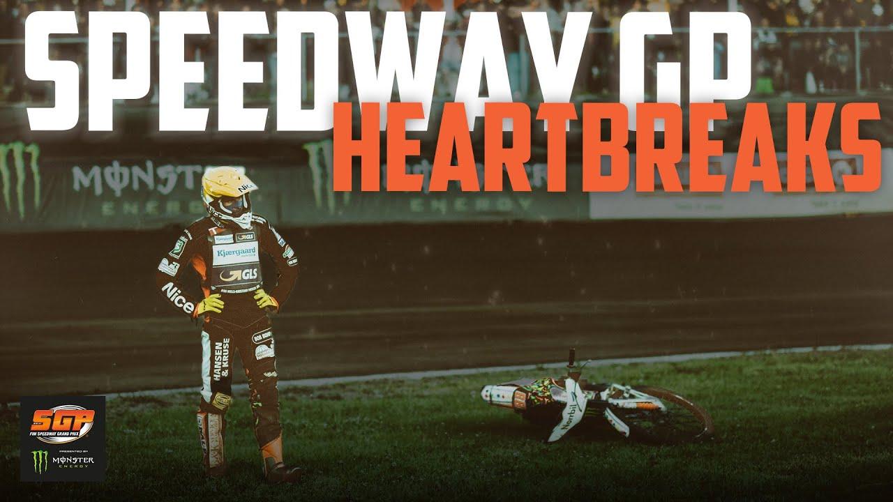 Speedway GP Heartbreaks! 💔 | FIM Speedway Grand Prix