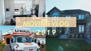 MOVING VLOG 2019 + EMPTY HOUSE TOUR