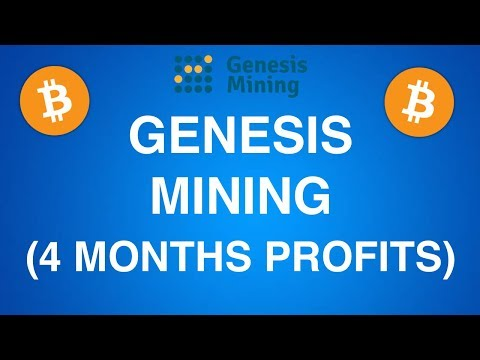 Genesis Mining Bitcoin Payouts (4 Months Later)