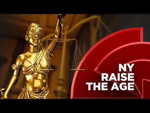 NY Raises The Age Of Criminal Responsibility