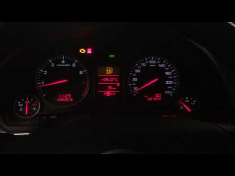 Audi A4 2.0 multitronic problem
