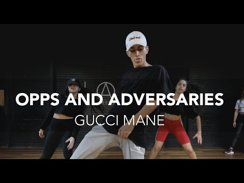 Opps and Adversaries - Gucci Mane | Choreography by @samuel.mora