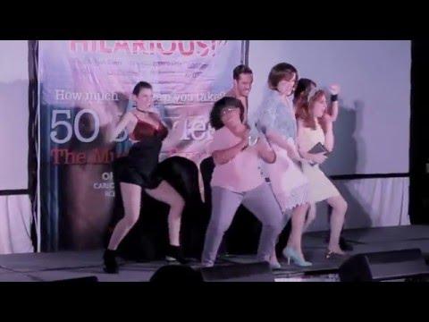 50 Shades Manila Media Launch (January 14, 2016)