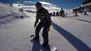 Snowsports Lincoln hits Val Thorens