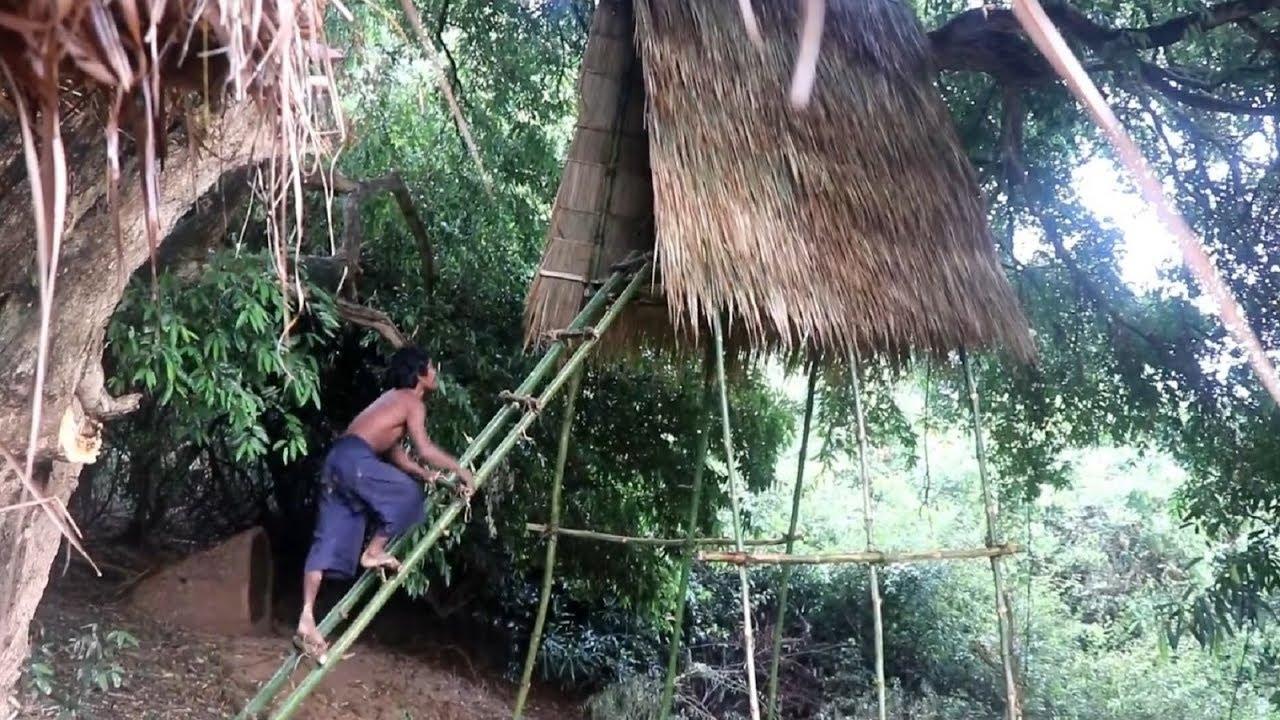 bushmen houses