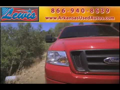 Preowned Trucks Lewis Ford Fayetteville Ar Ford F150 Youtube