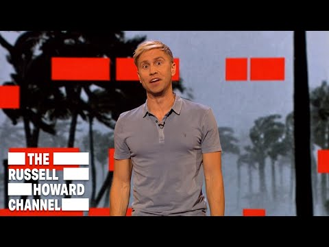 Totally Weird News Stories | The Russell Howard Channel