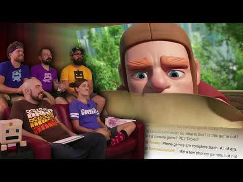 Clash of Clans: Bye Bye Builder Trailers! | Show and Trailer: September 2017!