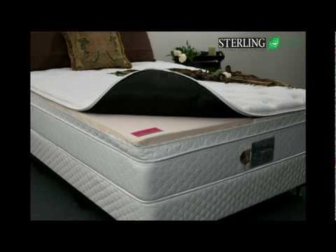 Sterling Sleep Systems Imperial Series,  Marshall Coil Innerspring Mattress