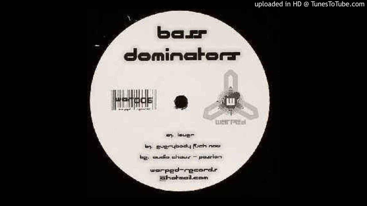 Bass Dominators - Lover *Bassline House*