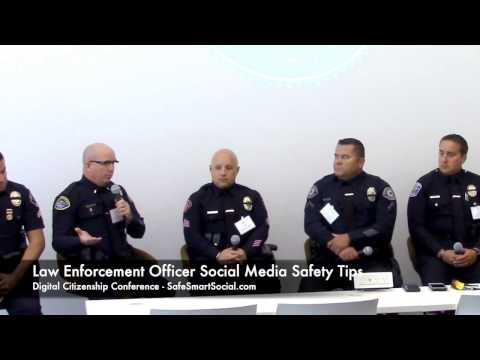 Law Enforcement Officer Social Media Safety Tips