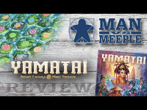Yamatai (Days of Wonder) Review by Man Vs Meeple