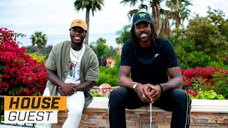 DeAndre Jordan's Gorgeous Malibu Mansion | Houseguest with Nate Robinson